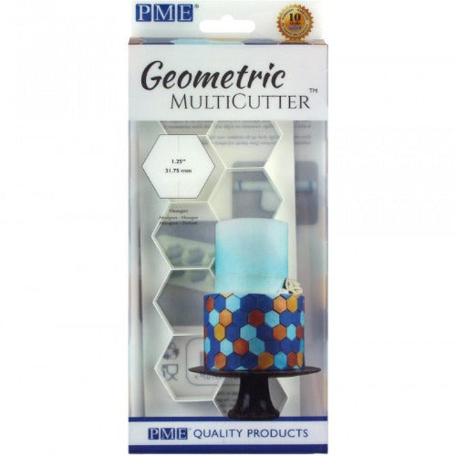Geometric MultiCutter - Hexagon Large