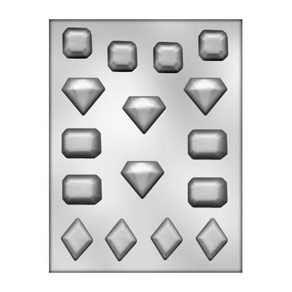 Chocolate Mold - Jewel