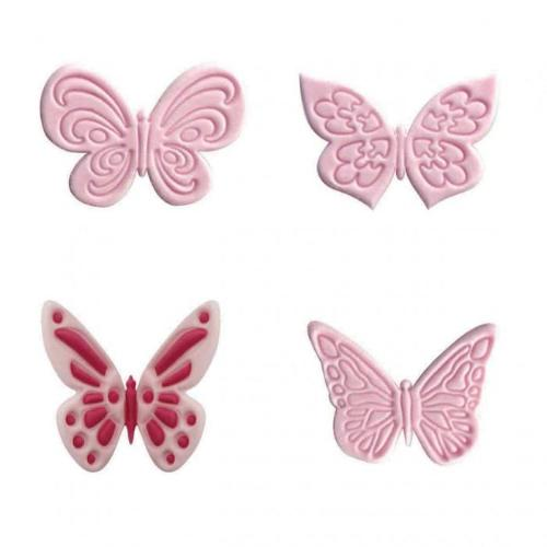Lacy Butterflies Cutters