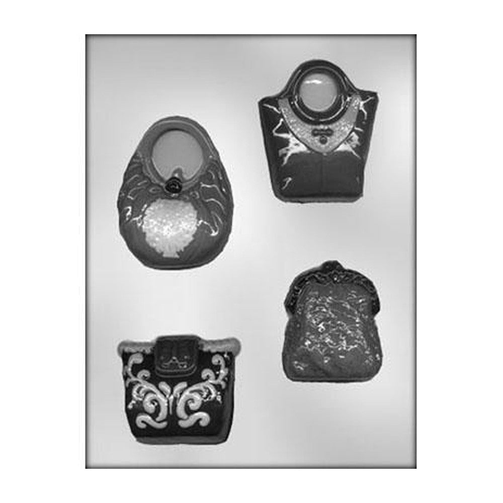 Chocolate Mold - Purse