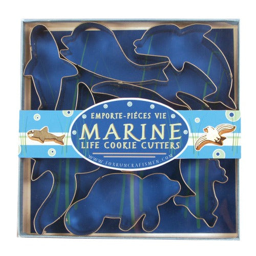 Cookie Cutter Set - Marine