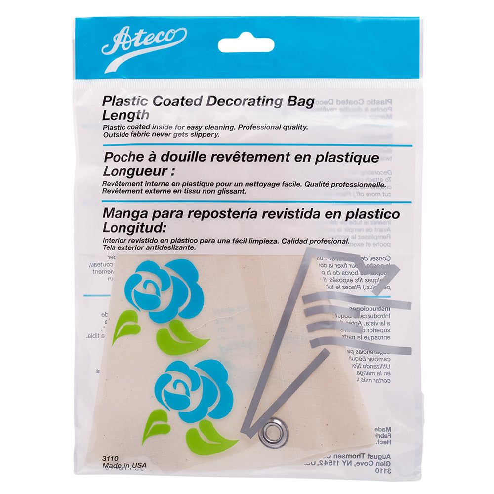 Plastic Coated Decorating Bags