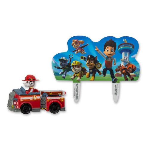 PAW Patrol Just Yelp for Help Cake Topper