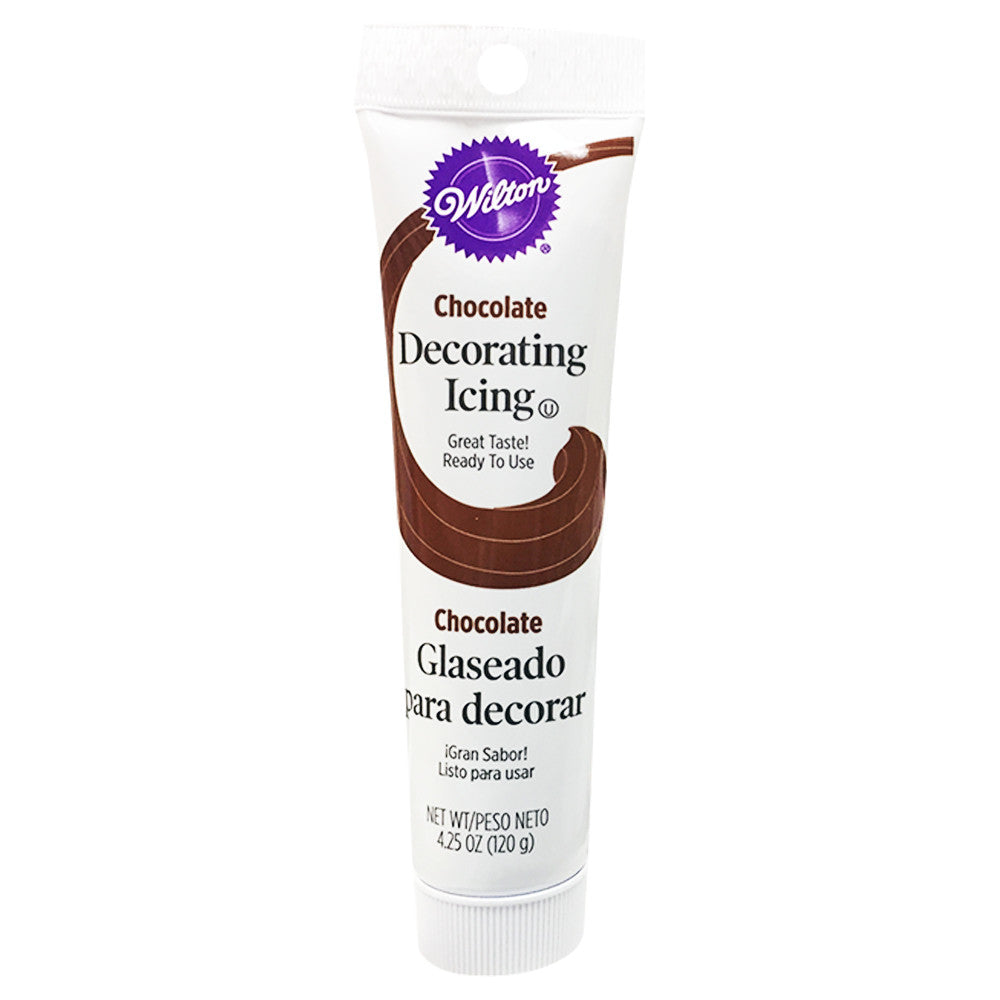 Decorating Icing Tube - Chocolate