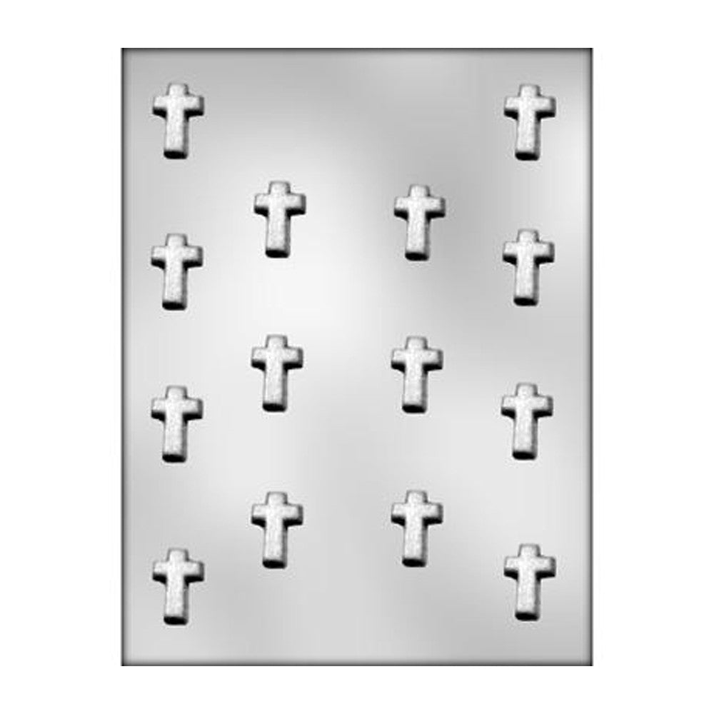 Chocolate Mold - Cross