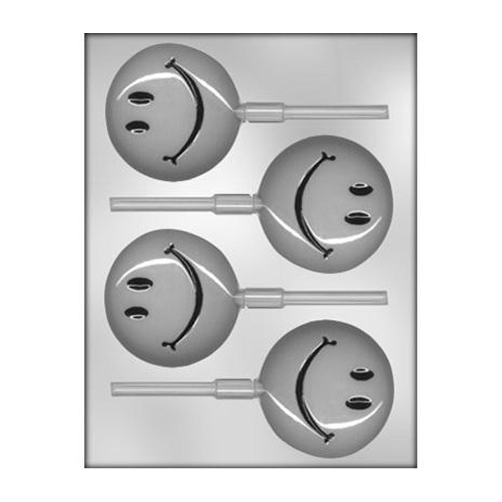 Chocolate Mold - Smiley Face