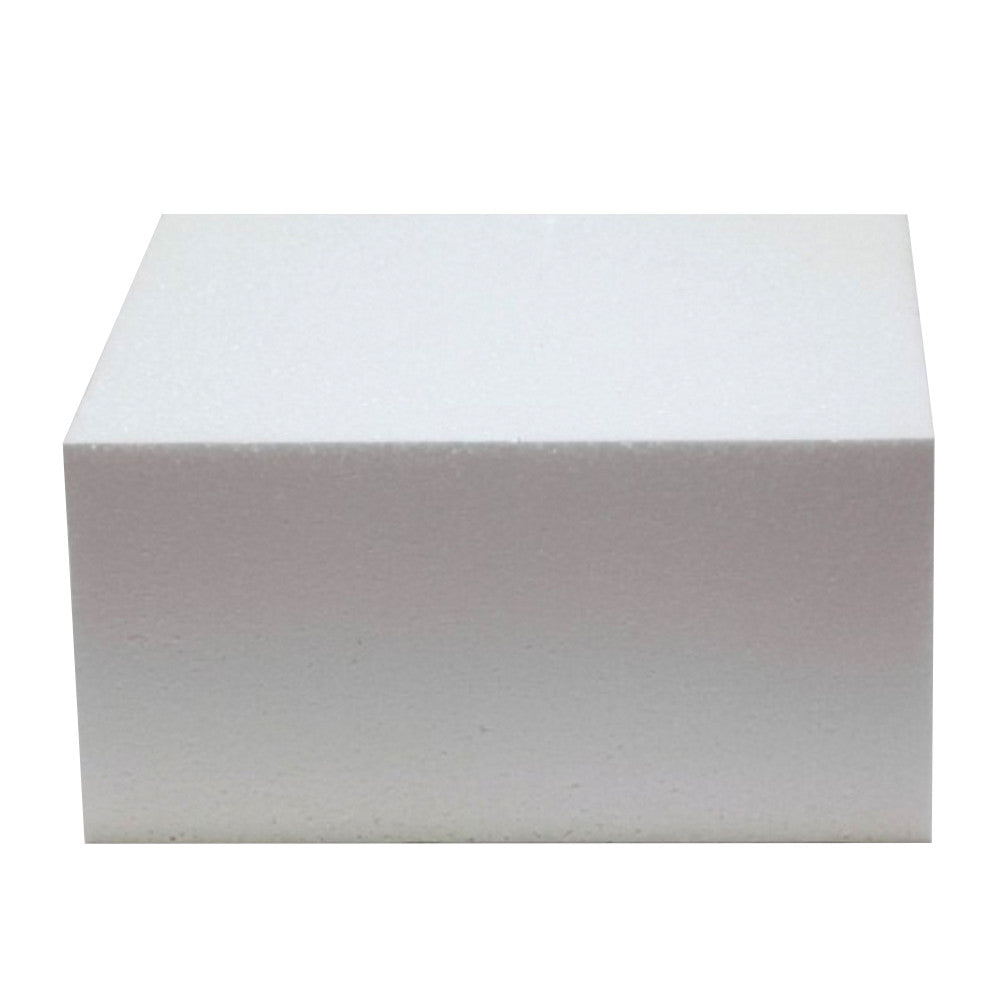 "4"" High Square Cake Dummy"