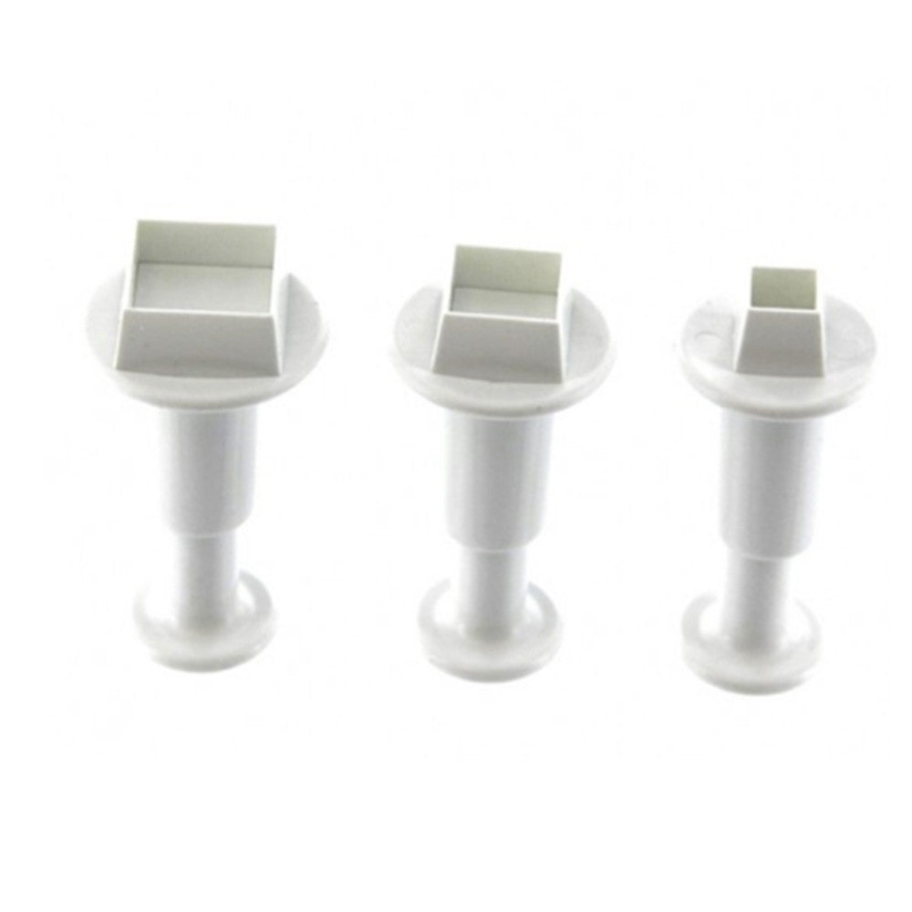 Plunger Cutter Set - Miniature Square