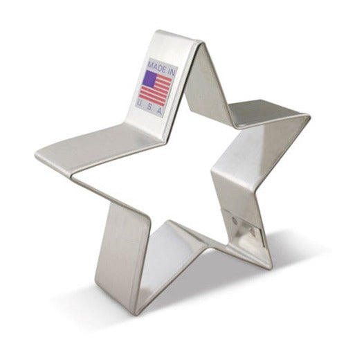 Cookie Cutter - Star 3 3/8""