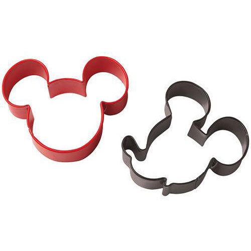 Cookie Cutter Set - Mickey Mouse