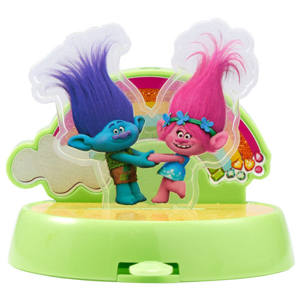 Trolls Happy Cake Topper