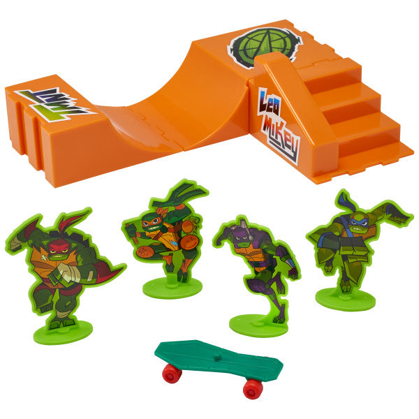 Cake Topper - Teenage Mutant Ninja Turtles Rise Up