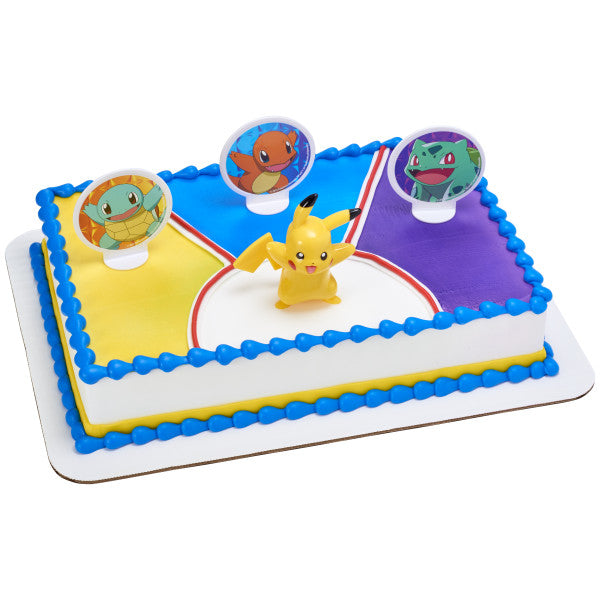 Pokemon Lightup Pikachu Cake Topper