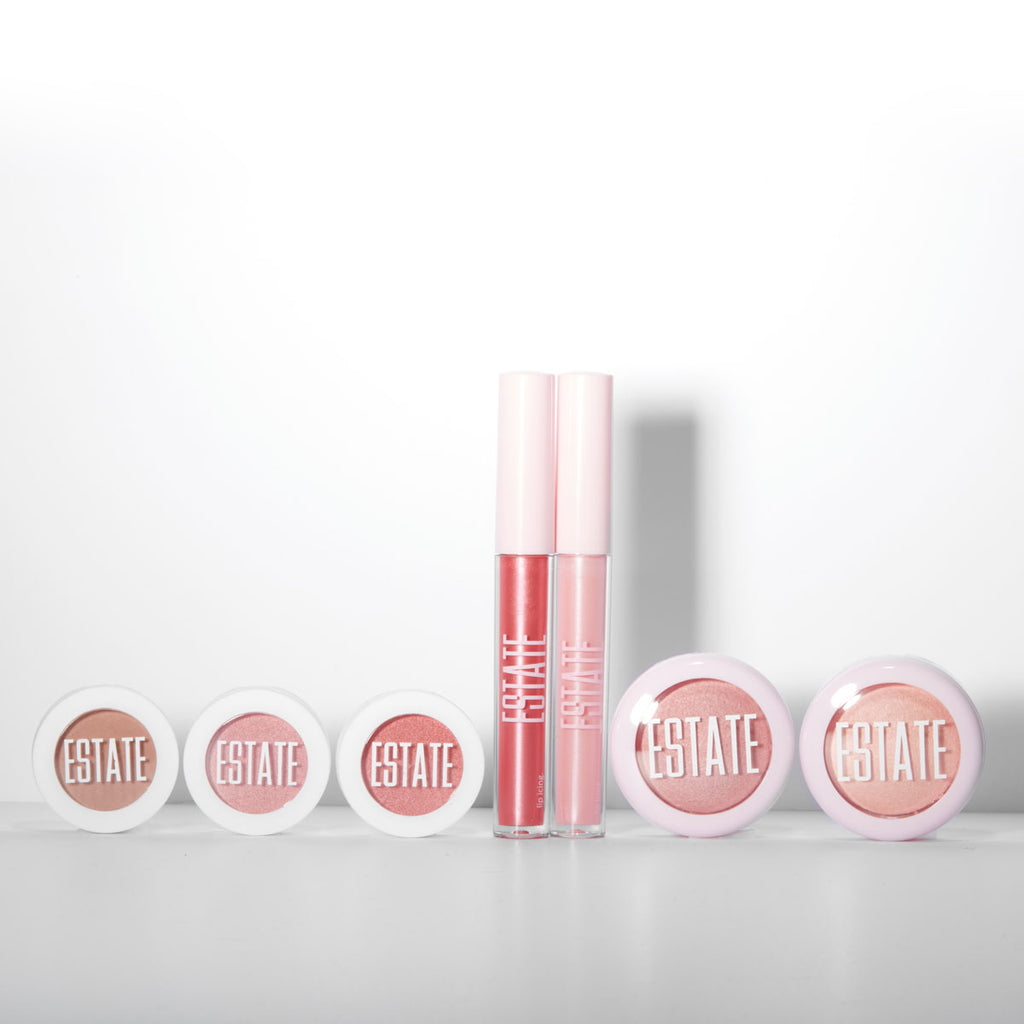 Bubblegum Bundle - Estate Cosmetics Cruelty Free and Vegan