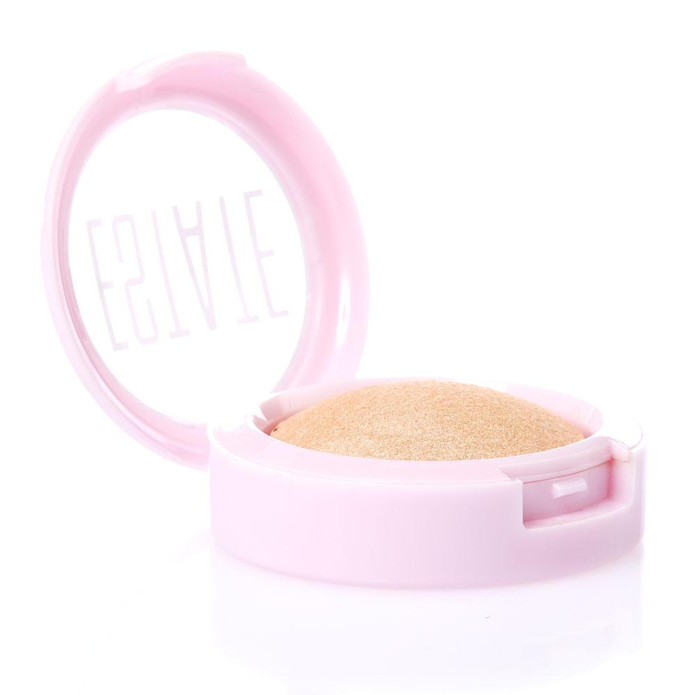 baked highlighter in lit - Estate Cosmetics Cruelty Free and Vegan