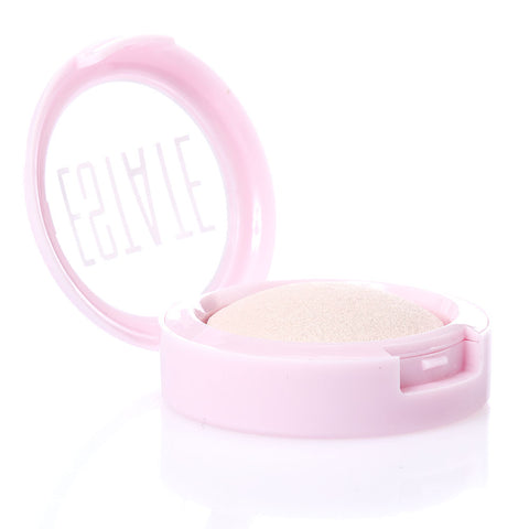 Image of baked highlighter in pearl - Estate Cosmetics Cruelty Free and Vegan