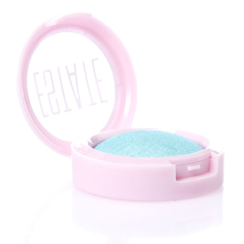 dew me | baked highlighter in raindrop - Estate Cosmetics Cruelty Free and Vegan