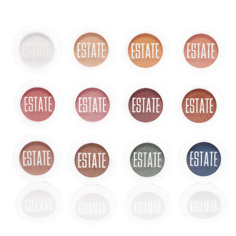Eye Shade Bundle - All of 'em - Estate Cosmetics Cruelty Free and Vegan