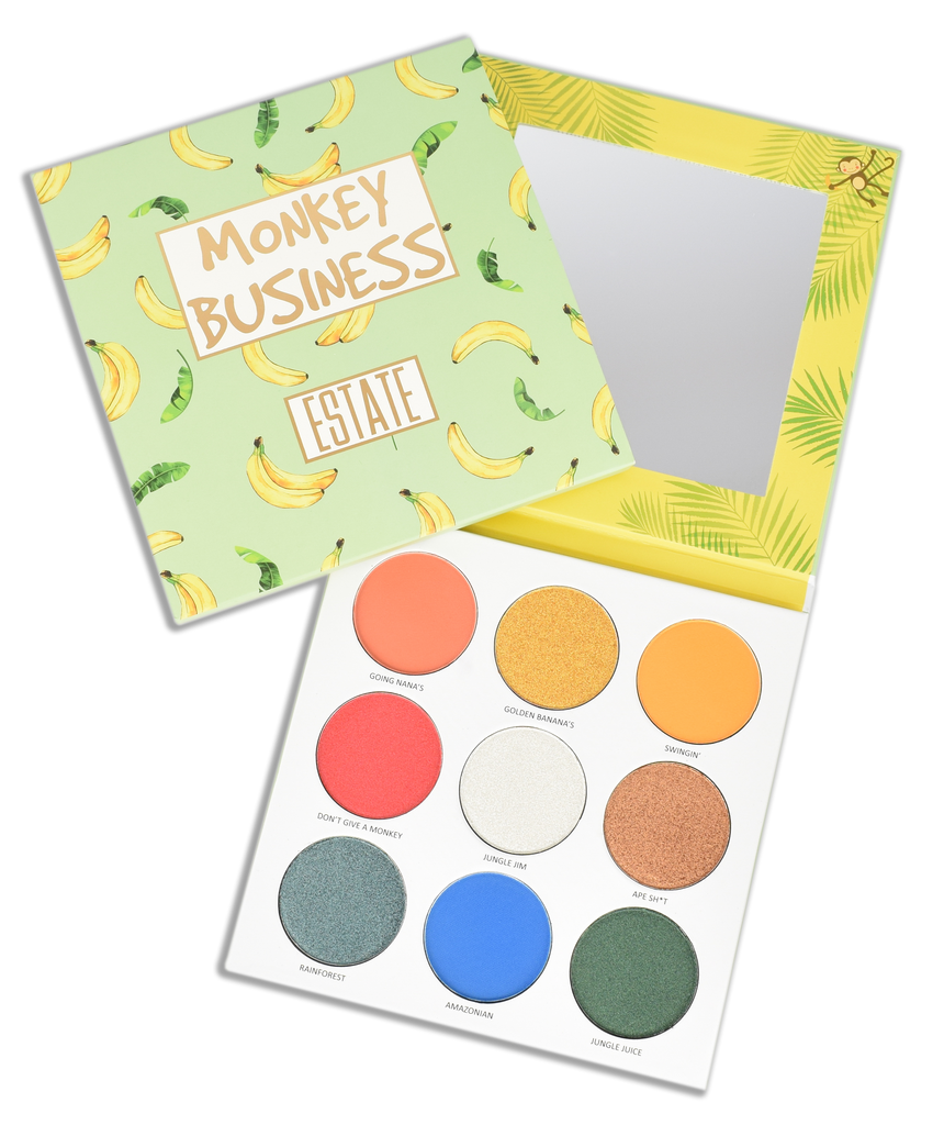Monkey Business Eyeshadow Collection