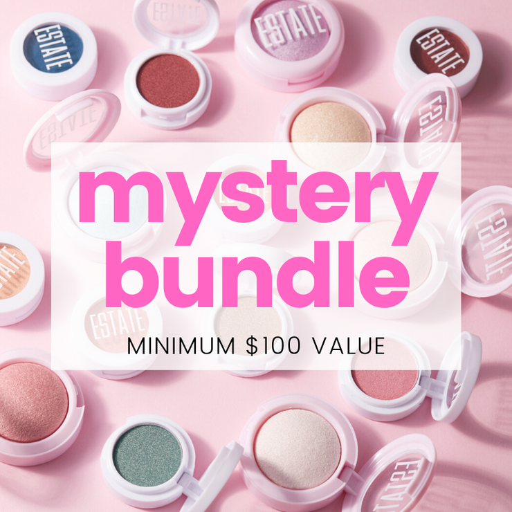 Mystery Bundle - Estate Cosmetics Cruelty Free and Vegan