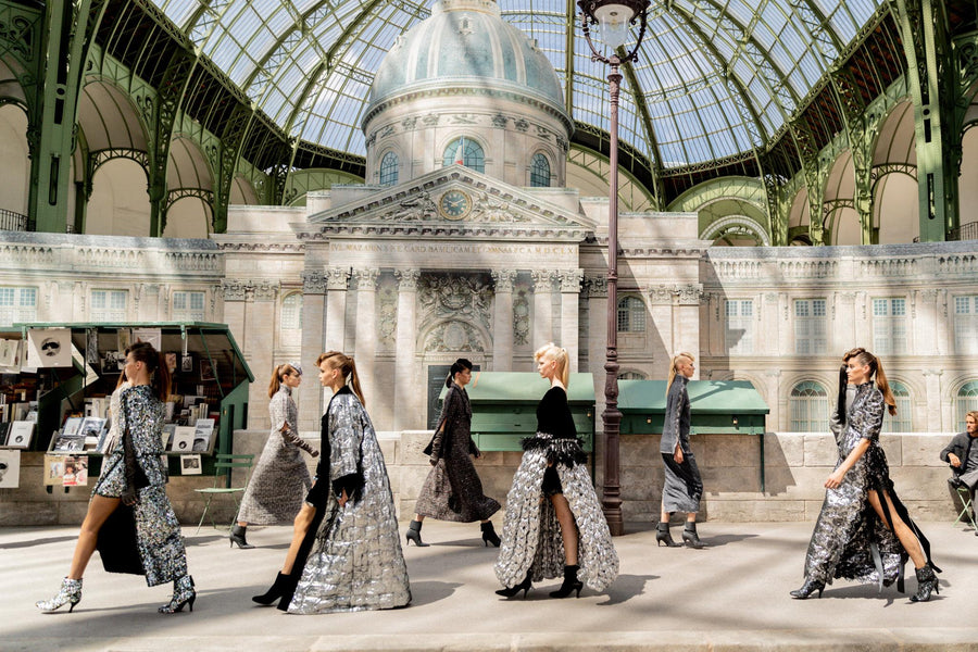 Couture Week and More From Paris, in Pictures