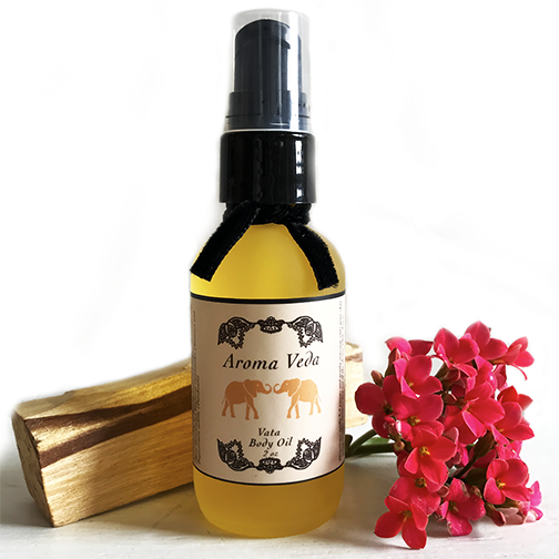 Vata Body Oil