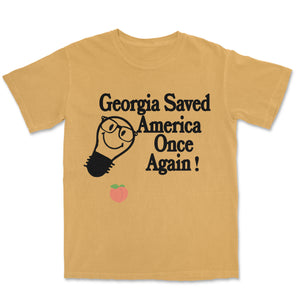 Georgia Saved America