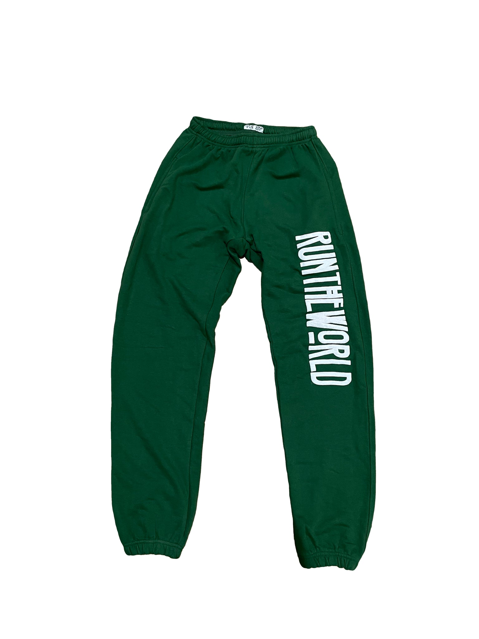 RTW Sweat Pantas Green