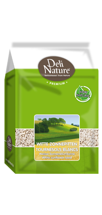 Deli Nature Premium Mix - White Sunflower Seed
