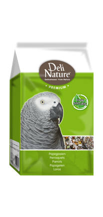 Deli Nature Premium Mix - Parrot