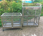 2 Storey Stainless Steel Cage (Pre-order)