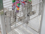 Stainless Steel Cage (Pre-order)