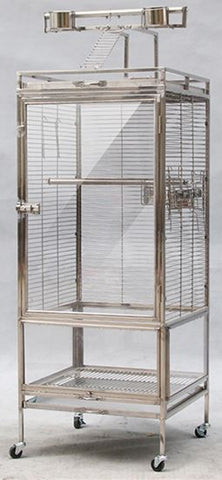 Stainless Steel Acrylic Cage (Pre-order)