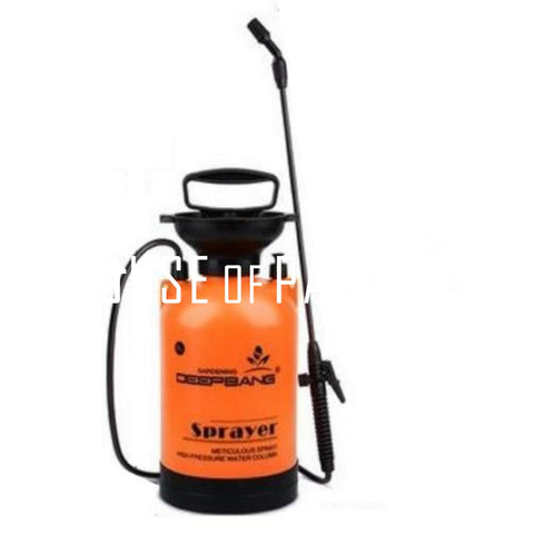 Bath Spray with Plastic Handheld Pressure Spray