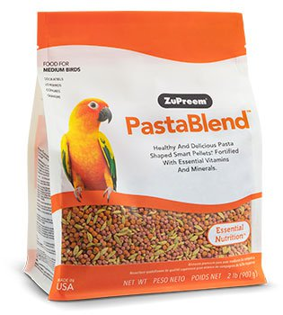 Zupreem PastaBlend™ Medium Birds