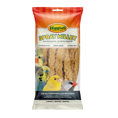Higgins Spray Millet