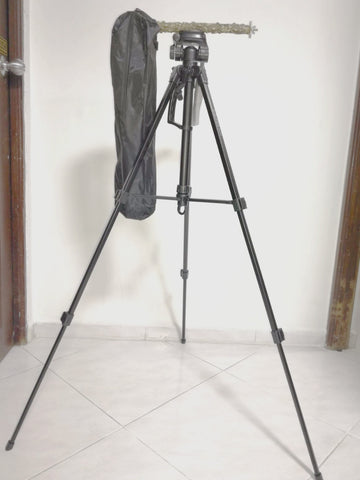 Pepperwood Perch Tripod with Bag