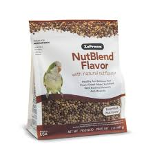 Zupreem NutBlend® Flavor with Natural Nut Flavors for Medium Birds