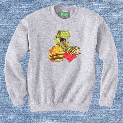 SNACK ATTACK Sweatshirt