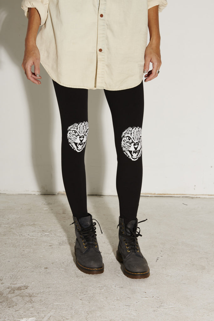 NASTY CAT LEGGINGS