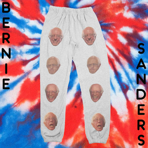 BERNIE SWEATS