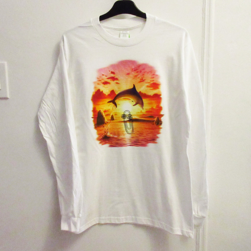 CLIP ART Long Sleeve T-Shirt