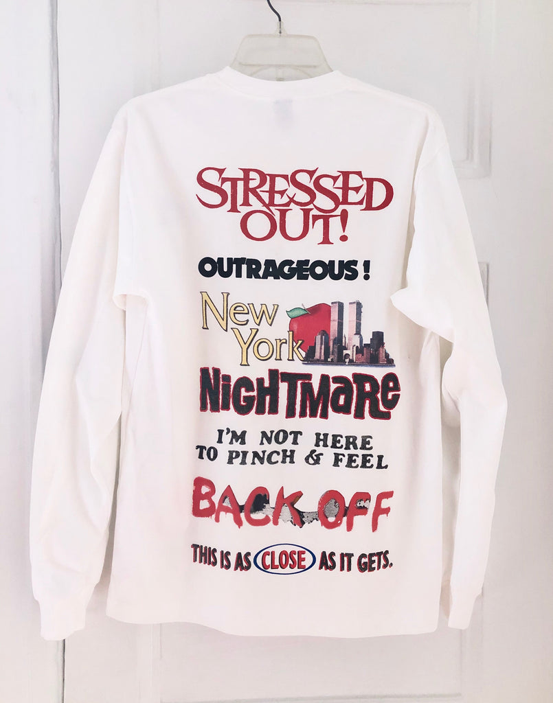 Limited Edish STRESSED OUTRAGEOUS Longsleeve T-Shirt