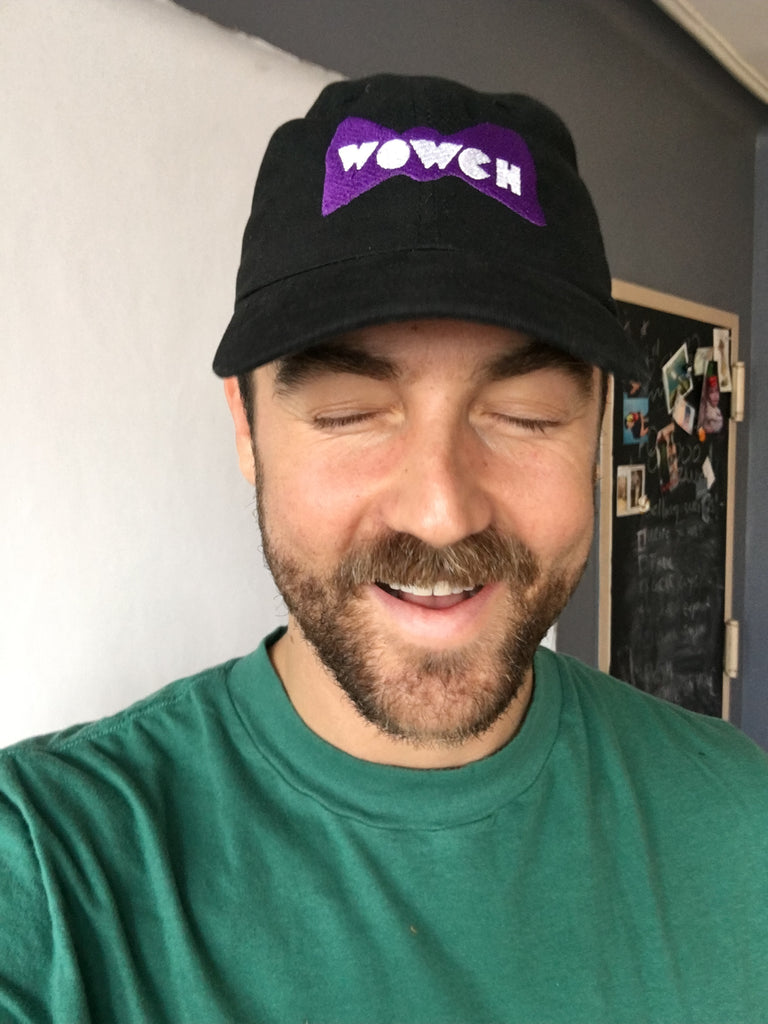 WOWCH EMBROIDERED LOGO Dad Hat