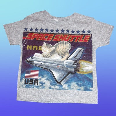 Shuttle Butt Toddler Tee