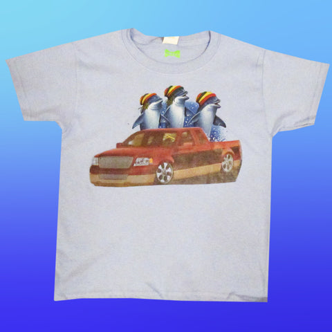 BLOW RIDERS KIDS TEE