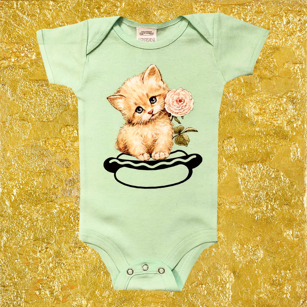 Cats N Dogs BABYSUIT