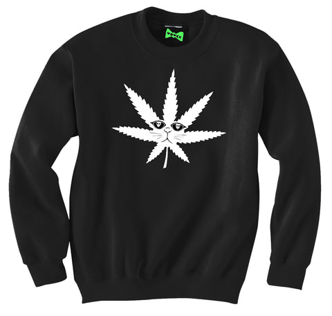 CANNAPUS Glow-In-The-Dark Sweatshirt
