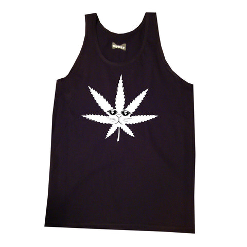 CANNAPUS Glow In The Dark Tank Top