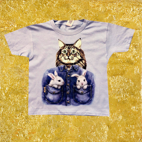 DENIM DUDE Toddler Tee